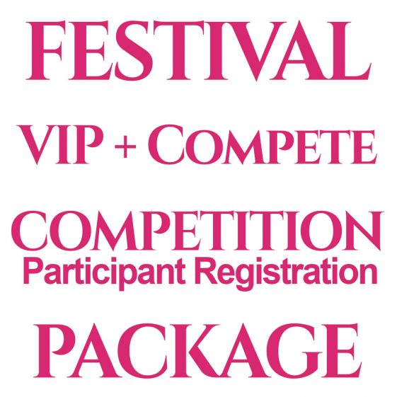 VIP plus Competition Package