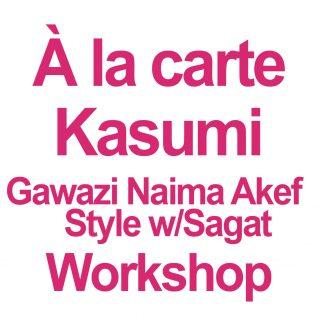 friday kasumi of egypt workshop