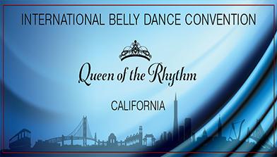 Queen of the Rhythm Festival logo