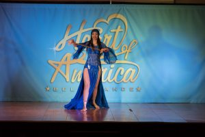 Heart of America Gala show professional belly dancers