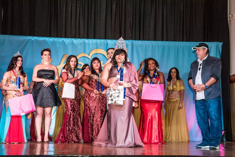 First Place Queen Viridiana CALIFORNIA (USA)