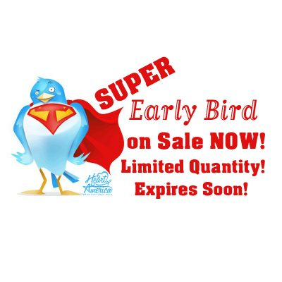 Super Early Bird HOA package