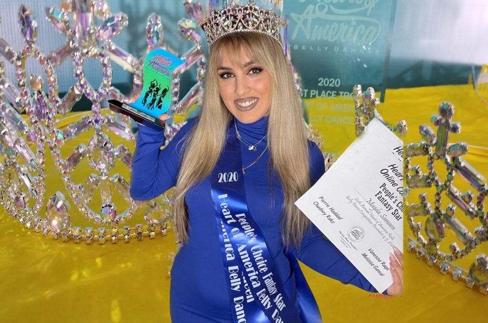 Magda - 2nd Place Queen 2020